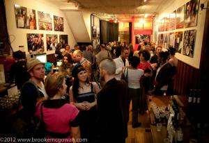 Occupy Wall Street Art Exhibit Opening at The Yippie Museum....