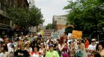 The Veggie Pride Parade had a magnificent turn out!